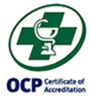 OCP Certificate of Accreditation